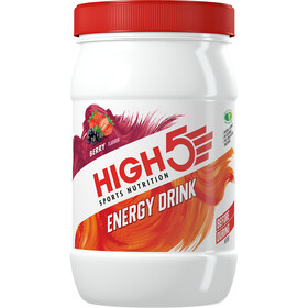 High5 Energy Drink Tub 1kg, Berry